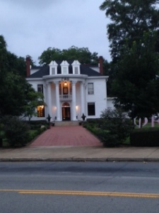 Gamma Phi Beta house at UGA
