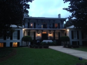 Phi Mu house at UGA