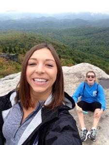 Hiking selfie!