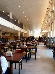 Inside the brand new Student Center!