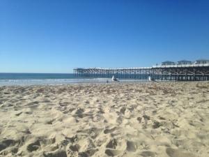 Pacific Beach!