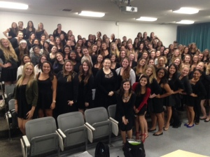 Chapter meeting!