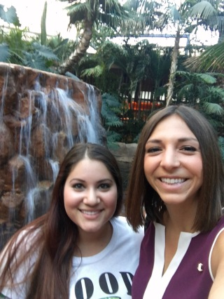 Inside the Mirage!