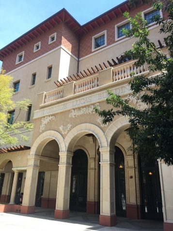 Steven Spielberg Building at USC
